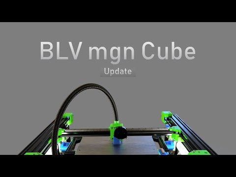 BLV mgn Cube - 3d printer by Blv - Thingiverse