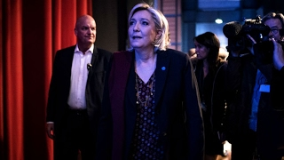 France Presidential Race: far-right leader Le Pen refuses police questioning in jobs probe