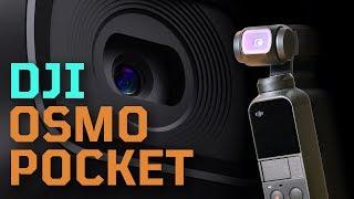 Обзор DJI Osmo Pocket — лучшая карманная камера