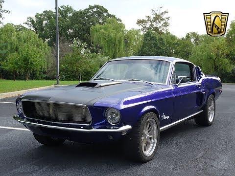 Video of '68 Mustang - LWGS