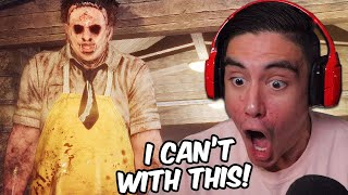 THIS WAS THE SCARIEST MOVIE I SAW AS A KID & NOW IT'S A VIDEO GAME   Leatherface