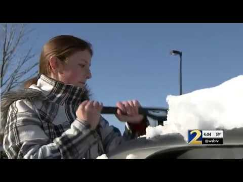 Metro Atlanta roads thawing after snow storm