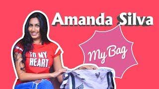 අමන්දාගේ බෑග් එකේ තිබුණ අමුතු දේවල් | My Bag With Amanda
