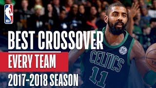 Best Crossover From Every Team | 2017-2018 Season - Video Youtube