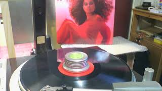 Diana Ross  B1 「Let's Go Up」 from ROSS