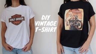 DIY Custom Print T-Shirts | NO Transfer Paper!
