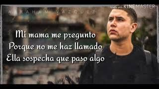 Bésame De Nuevo(Letra)Abraham Vázquez2019