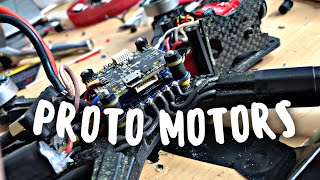 Inspired by Prototype MOTORS! | FPV Freestyle