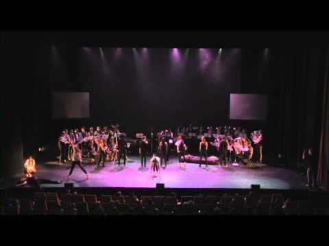 Final Groove - BB De Spijkerpakkenband Opsterland ism The Underground Dance Company.avi
