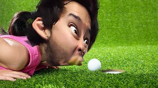 JUST GO IN THE HOLE   Golf Around