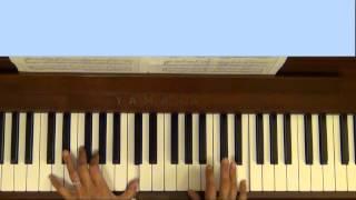 Raindrops by The Rain (Kim Yoon) Piano Tutorial