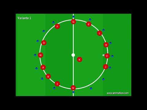 Positionskreis 1 (4 Varianten)
