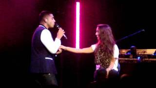 Jay Sean - If I Ain't Got You Boston House of Blues Serenades A Girl