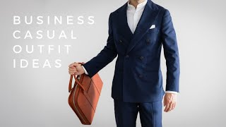 5 Business Casual Outfit Ideas For The Modern Workplace