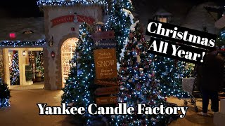 Yankee Candle Village store, Full tour 2020