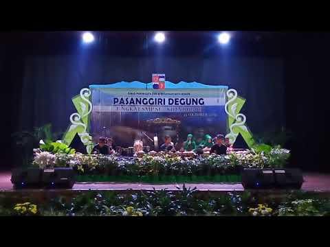 SMP Sekolah Alam Bogor - Lalayaran & Kalangkang (Pasanggiri Degung SMP Bogor)