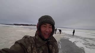 Третья проверка сеток после 2 суток! Якутия Yakutia