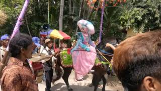Arak-arakan Desa Sambeng Pituruh//Kuda Jingkrak & Kuda Joged//22-03-20