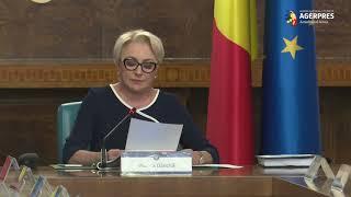 Dăncilă: Guvernul a aprobat indicatorii tehnico-economici pentru Spitalul Regional Cluj-Napoca