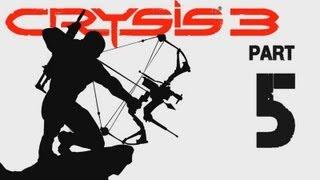 ► Crysis 3 | #5 | Pračkotron 3000 | CZ Lets Play / Gameplay [HD] [PC]