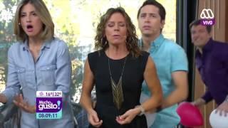 Karol sorprende a Kathy - Mucho Gusto