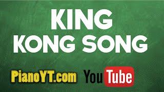 King Kong Song - ABBA Piano Tutorial - PianoYT.com