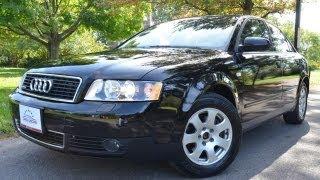 Смотреть онлайн Обзор интерьера и экстерьера Audi A4, тест-драйв