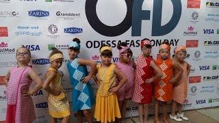 Мы все особенные: социальный проект на Odessa Fashion Day