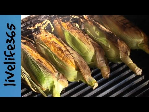 How to...Grill Corn Perfectly