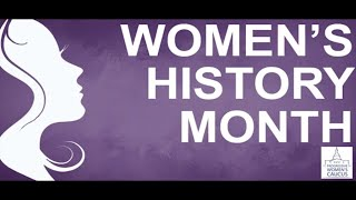 PWC Women's History Month
