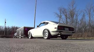 240Z exhaust April 2015