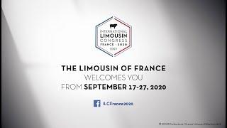 Congrès International Limousin 2020 : Clip de présentation