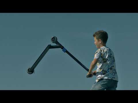 Самокат трюковой RUSH ACTION колеса 100 мм