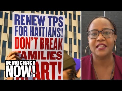 """Author Edwidge Danticat: """"Be the Vote for Immigrant Families Under Threat by Trump Administration"""""""