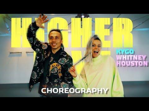 Kygo, Whitney Houston - Higher Love - dance - Patman Crew Choreography