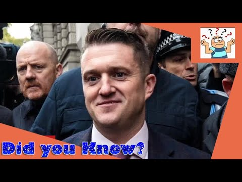 Paypal stops payments for Tommy Robinson
