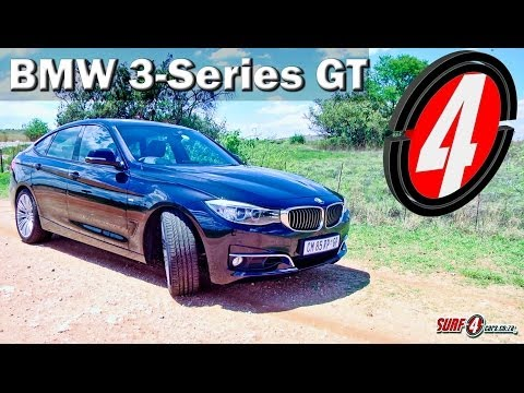 BMW 3 Series GT | New Car Review | Surf4Cars