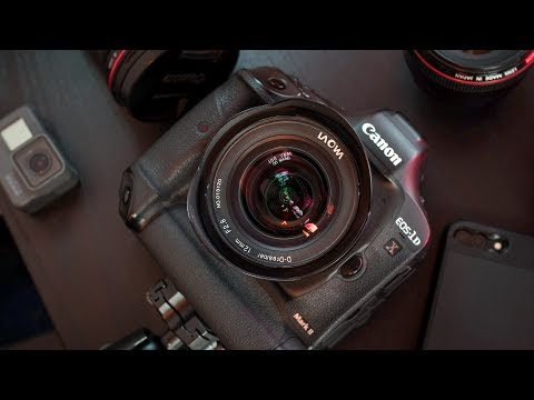 The Best Wide Angle Lens! | Perfect for the Canon EOS R | Laowa 12mm Lens Review