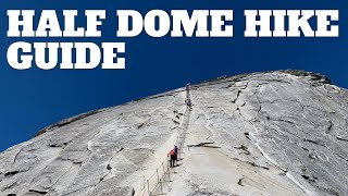 How To Hike Half Dome – The Complete Guide