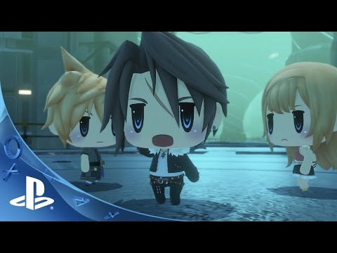 WORLD OF FINAL FANTASY - E3 2016 Trailer | PS4, PS Vita thumbnail