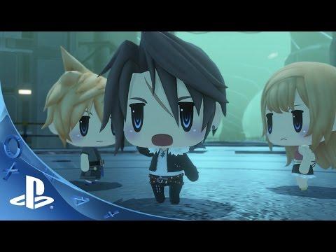 Trailer de World Of Final Fantasy
