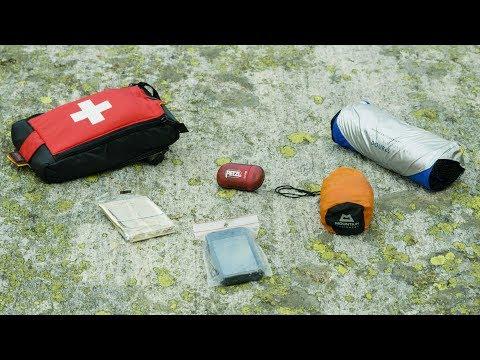 #04 Notfall & Erste Hilfe Ausrüstung für Hochtouren