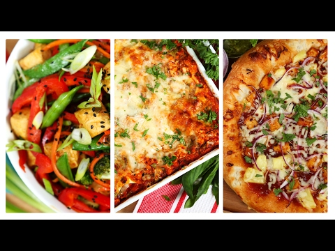 3 Delicious Tofu Recipes | Dinner Made Easy