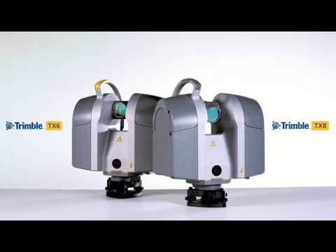 Trimble TX6 and TX8 Overview