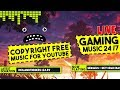 Gaming Music Live 24/7 Copyright Free Songs - Best of NCS Bass Rebels