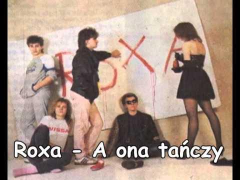 Roxa - A Ona Tańczy