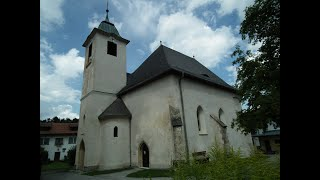 preview picture of video 'Pfarrkirche Raach am Hochgebirge'