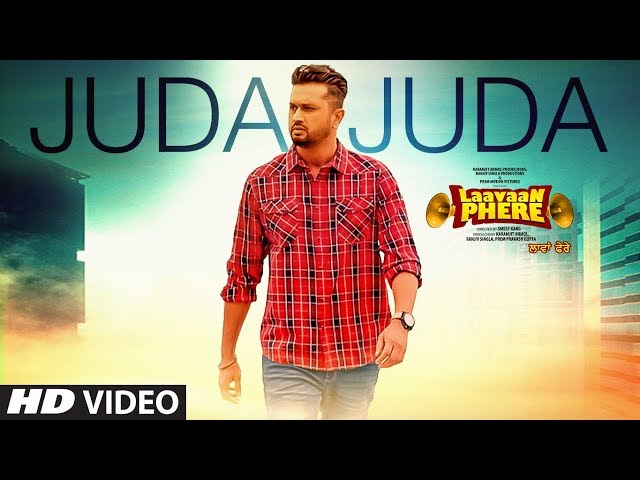 Juda Juda Full Video Song HD | Jassi Gill | Latest Punjabi Video Songs 2018