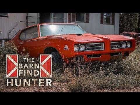 World class collection hidden in plain sight   Barn Find Hunter - Ep. 61 (Part 2/4)