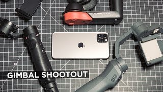 iPhone 11 Ultra Wide + Gimbals?